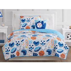 Kids All Star Quilt Set