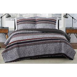Warren Stripe Quilt Set