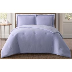Truly Soft Everyday Solid Jersey Comforter Set
