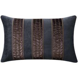 Charisma Lamont Grey 22'' Decorative Pillow