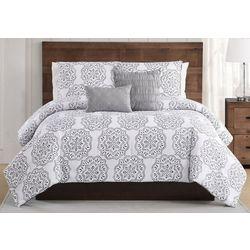 Style 212 Grace Seersucker Comforter Set
