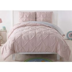 My World Kids Pleated Comforter Set