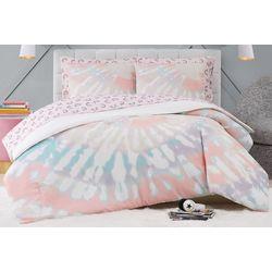 Material Girl Tie Dye Party Comforter Set