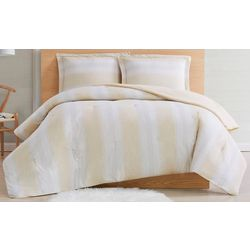 Cottage Classics Farmhouse Stripe Comforter Set