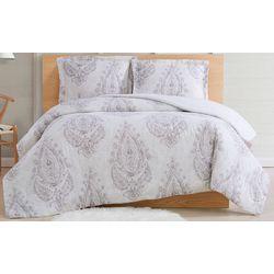 Cottage Classics Paisley Blossom Comforter Set