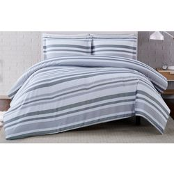 Truly Soft Curtis Stripe Comforter Set