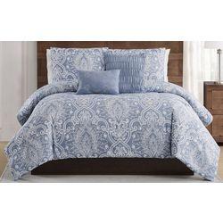 Style 212 Justine Seersucker Comforter Set