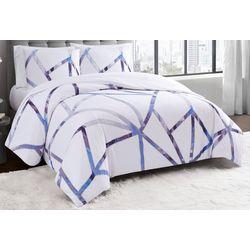 Vince Camuto Obelis Metallic Comforter Set