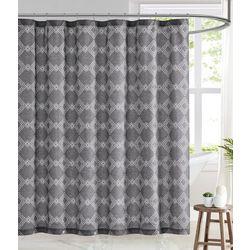 Brooklyn Loom Nina Shower Curtain