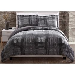 Camden Plaid Comforter Set