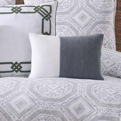 Oceanfront Resort Sunwashed Isle Oblong Decorative Pillow