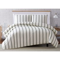 Truly Soft Millenial Stripe Duvet Cover Set