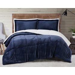 Truly Soft Cuddle Warmth Comforter Set