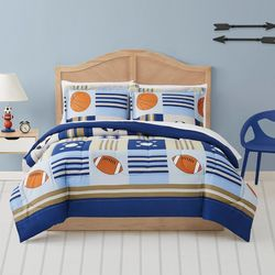 My World Kids Sports Comforter Set