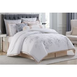 Charisma Home Riva Cotton Printed 4 Piece Comforter