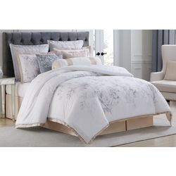 Charisma Riva Cotton Printed 4 Piece Comforter Set