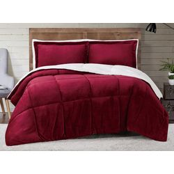 Truly Soft Cuddle Warmth Comforter Set