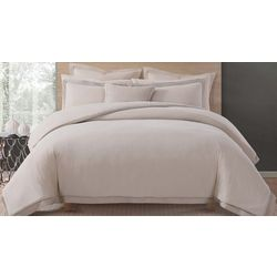 Charisma Home Luxe Cotton Linen Duvet Set
