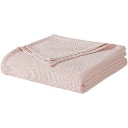 Laura Ashley Cotton Thermal Blanket
