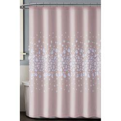 Christian Siriano Confetti Flowers Shower Curtain