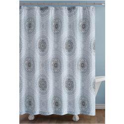 Oceanfront Resort Ocean Blues Shower Curtain