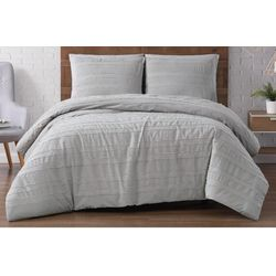 Brooklyn Loom Carlisle Stripe Comforter Set