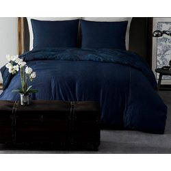 Sean John Denim Comforter Set