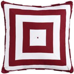 Nautcial Charm Geometric Pillow