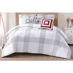 Oceanfront Resort Nautical Charm Comforter Set