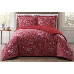 Style 212 Bedford Red Comforter Set