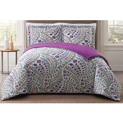 Style 212 Nealy Floral Comforter Set