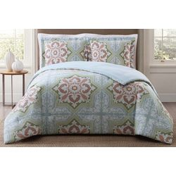 Style 212 Sheffield Light Blue Comforter Set
