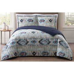 Style 212 Simone Tribal Comforter Set