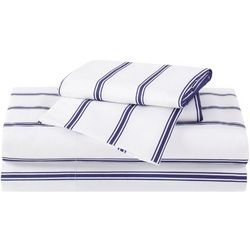 Truly Soft Ticking Stripe Sheet Set