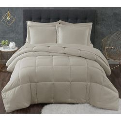 Truly Calm Antimicrobial Down Alternative Comforter Set