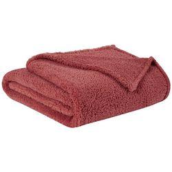 Brooklyn Loom Marshmallow Sherpa Throw Blanket