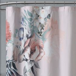 Christian Siriano NY Dreamy Floral Shower Curtain
