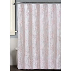 Christian Siriano Pretty Petals Shower Curtain