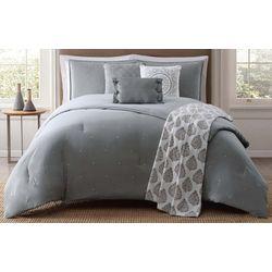 Jennifer Adams Darby 7-pc. Comforter Set