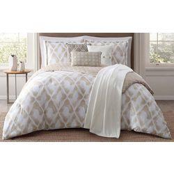 Jennifer Adams Kennedy 7-pc. Comforter Set