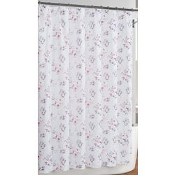 Cottage Classics Rose Dusk Shower Curtain