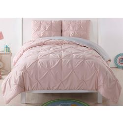 My World Pleated Duvet Set