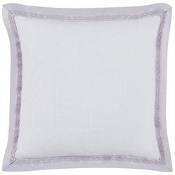 Charisma Home Medici Square Border Decorative Pillow