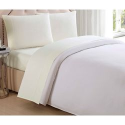 Charisma Home 310 Thread Count Solid Cal. King Sheet Set