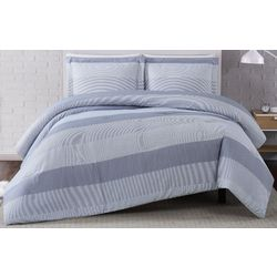Truly Soft Multi Stripe Comforter Set