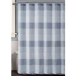 Truly Soft Multi Stripe Shower Curtain