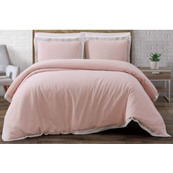 Brooklyn Loom Wilson Reversible Comforter Set