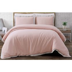 Brooklyn Loom Wilson Reversible Duvet Cover Set