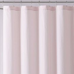 My World Kids Stripe Shower Curtain