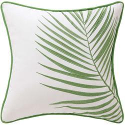 Coco Paradise Palm Pillow